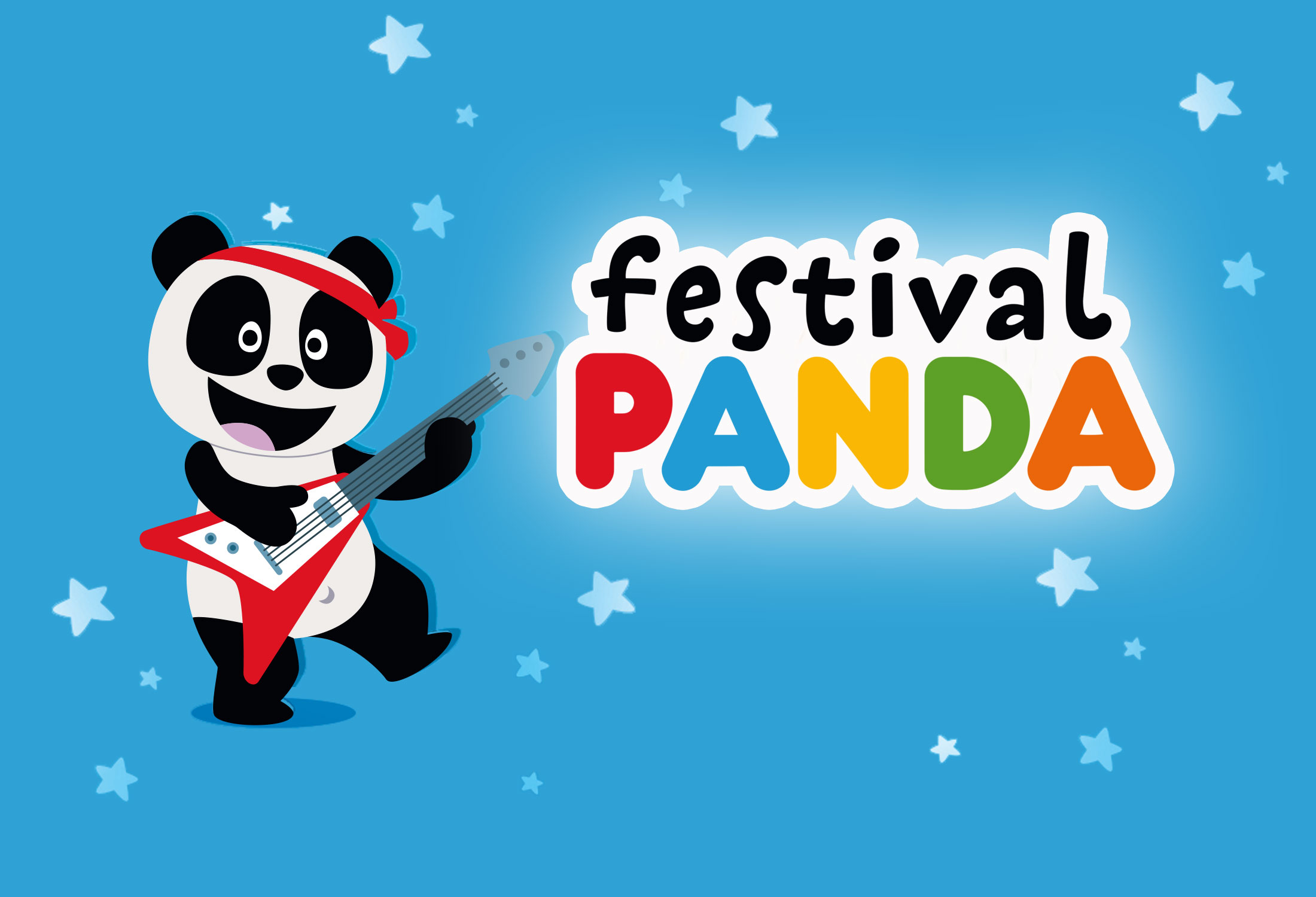 O Festival Panda está a chegar!