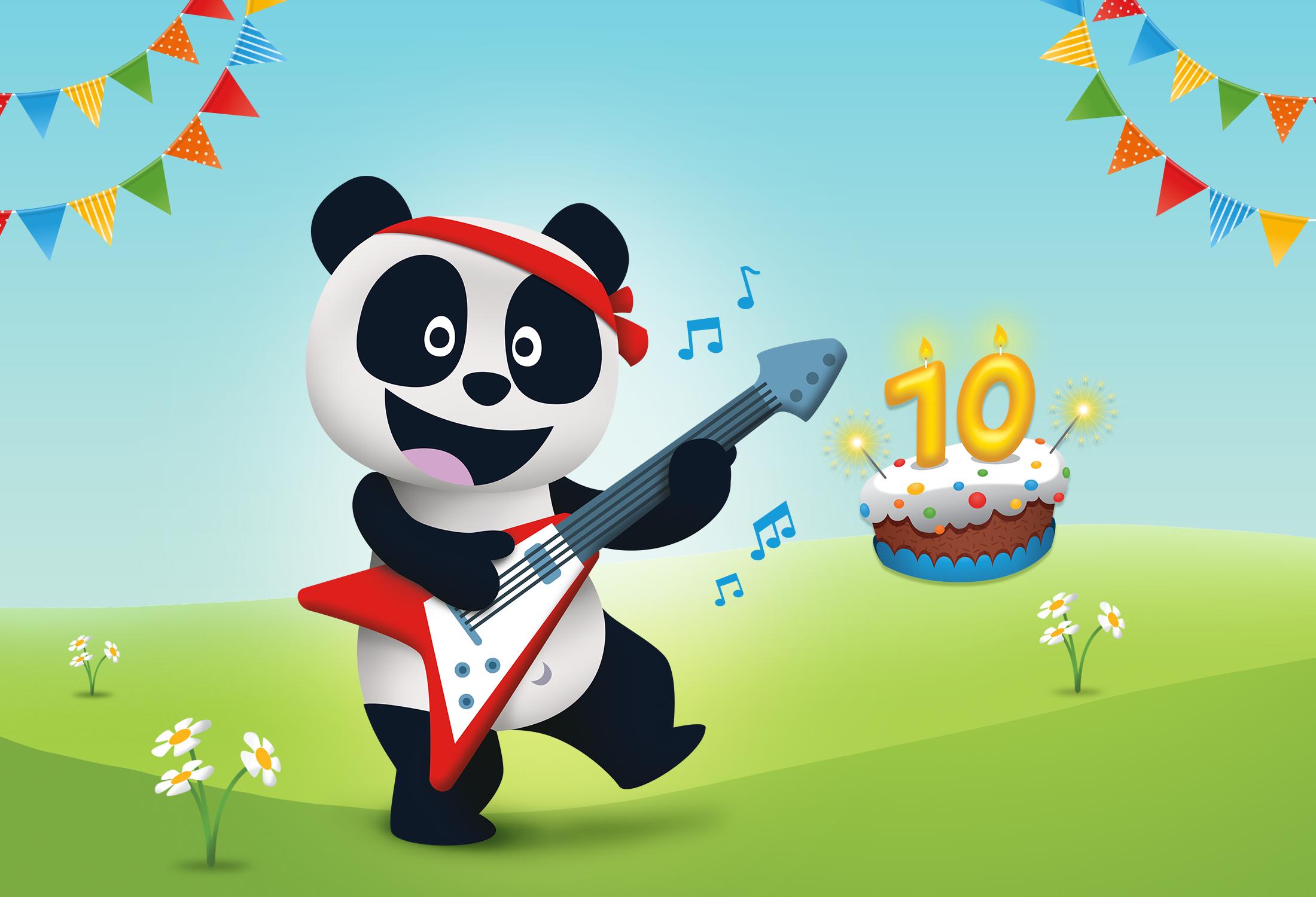 10º EDIÇÃO FESTIVAL PANDA