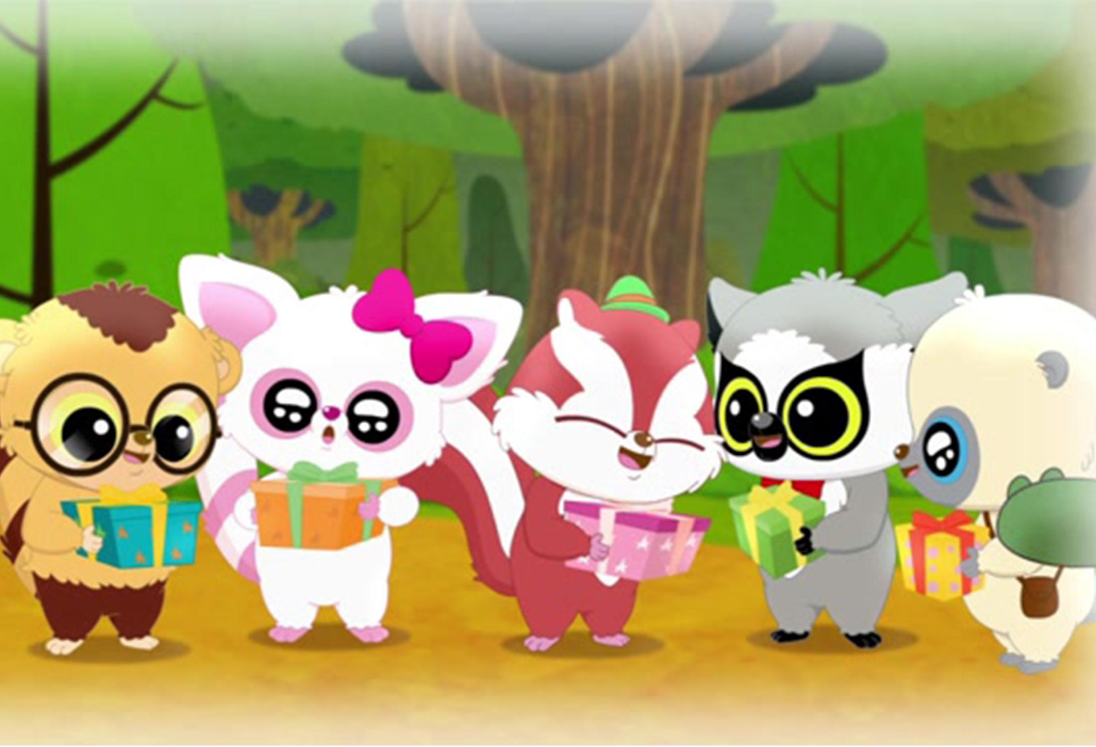 Yoohoo & Amigos