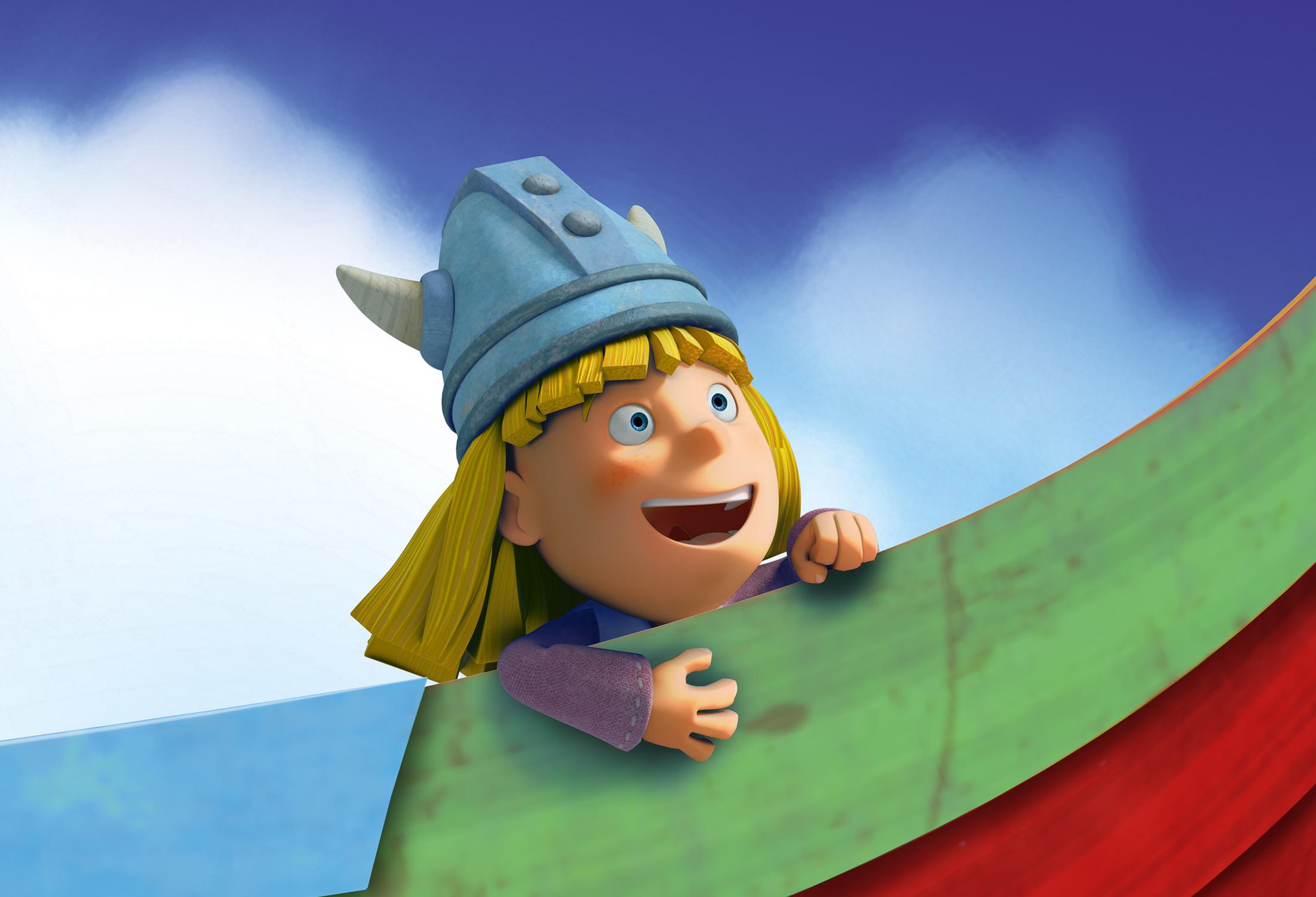 Vicky, O Viking