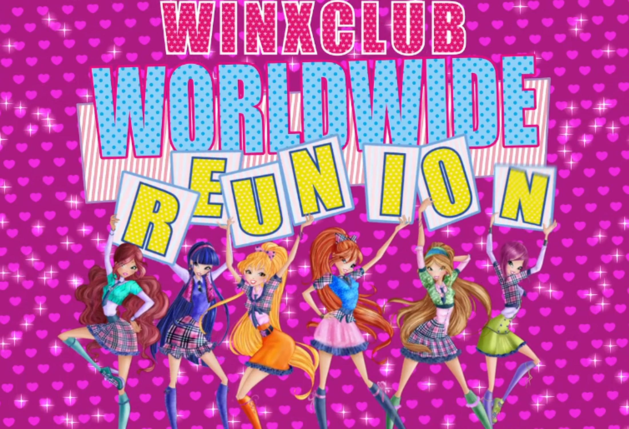 Encontro Mundial das Winx