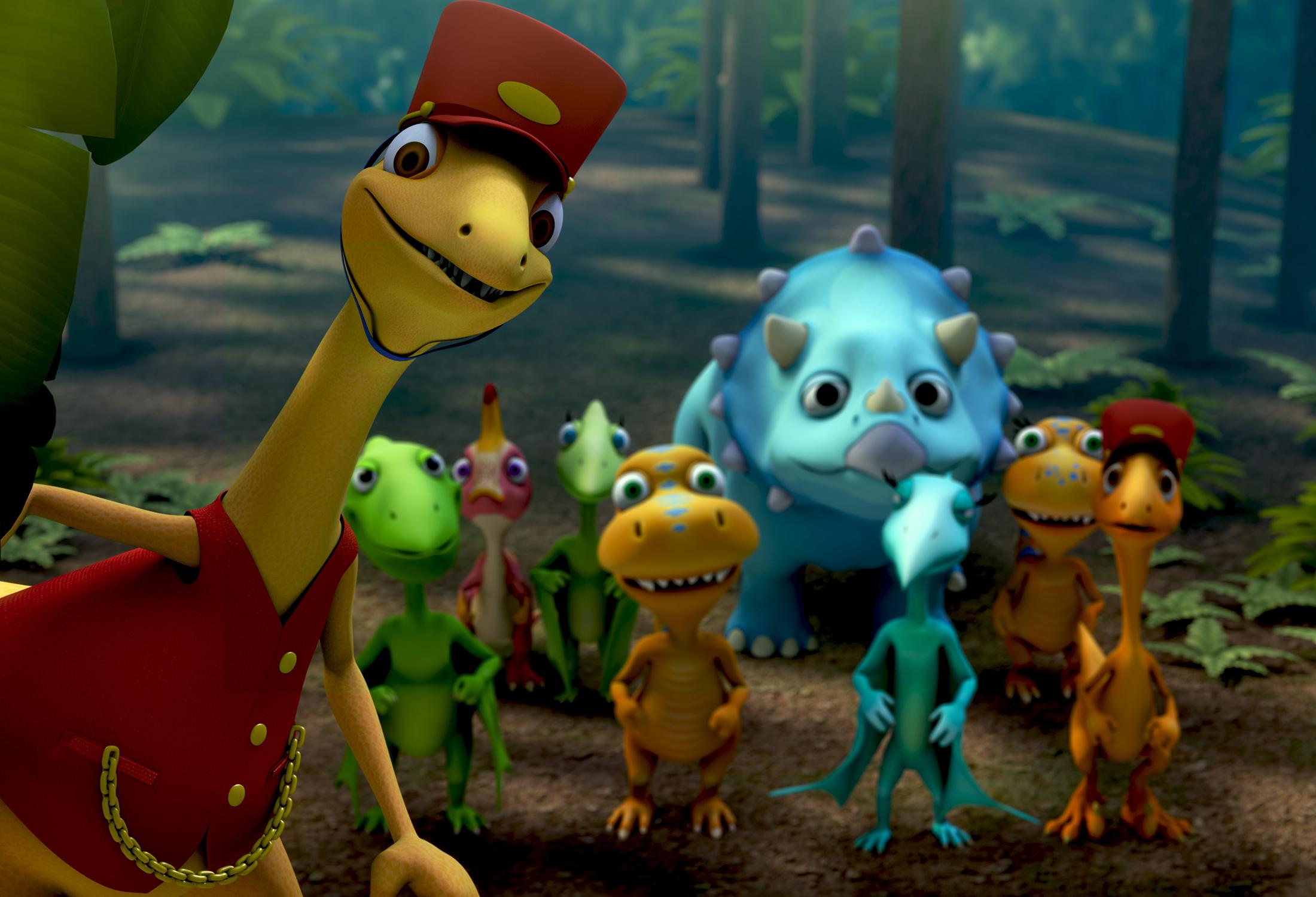 O Comboio dos Dinossauros