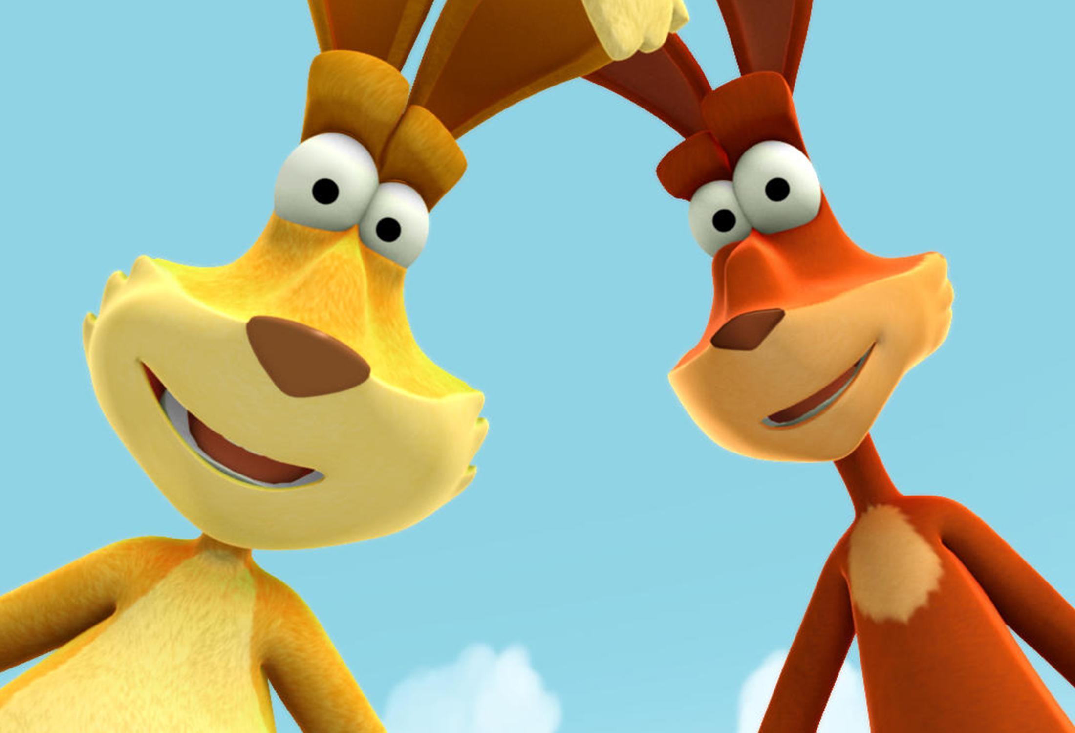 Ned e Fred