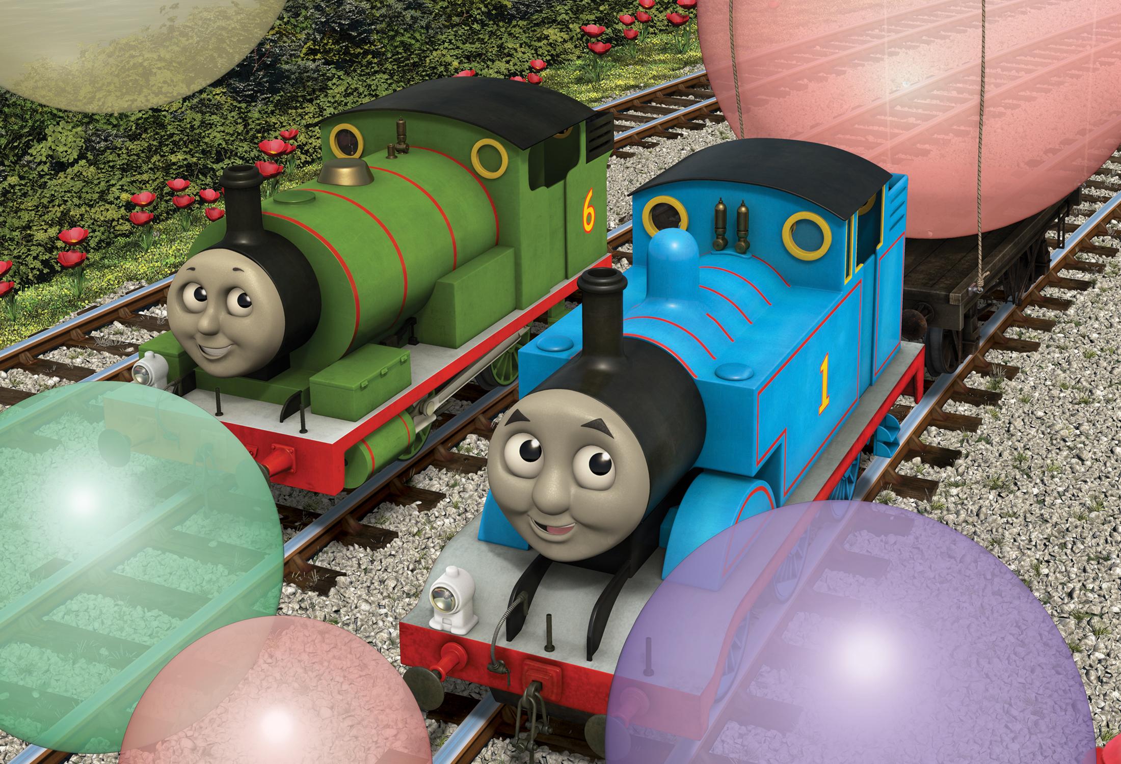 Tomás e amigos