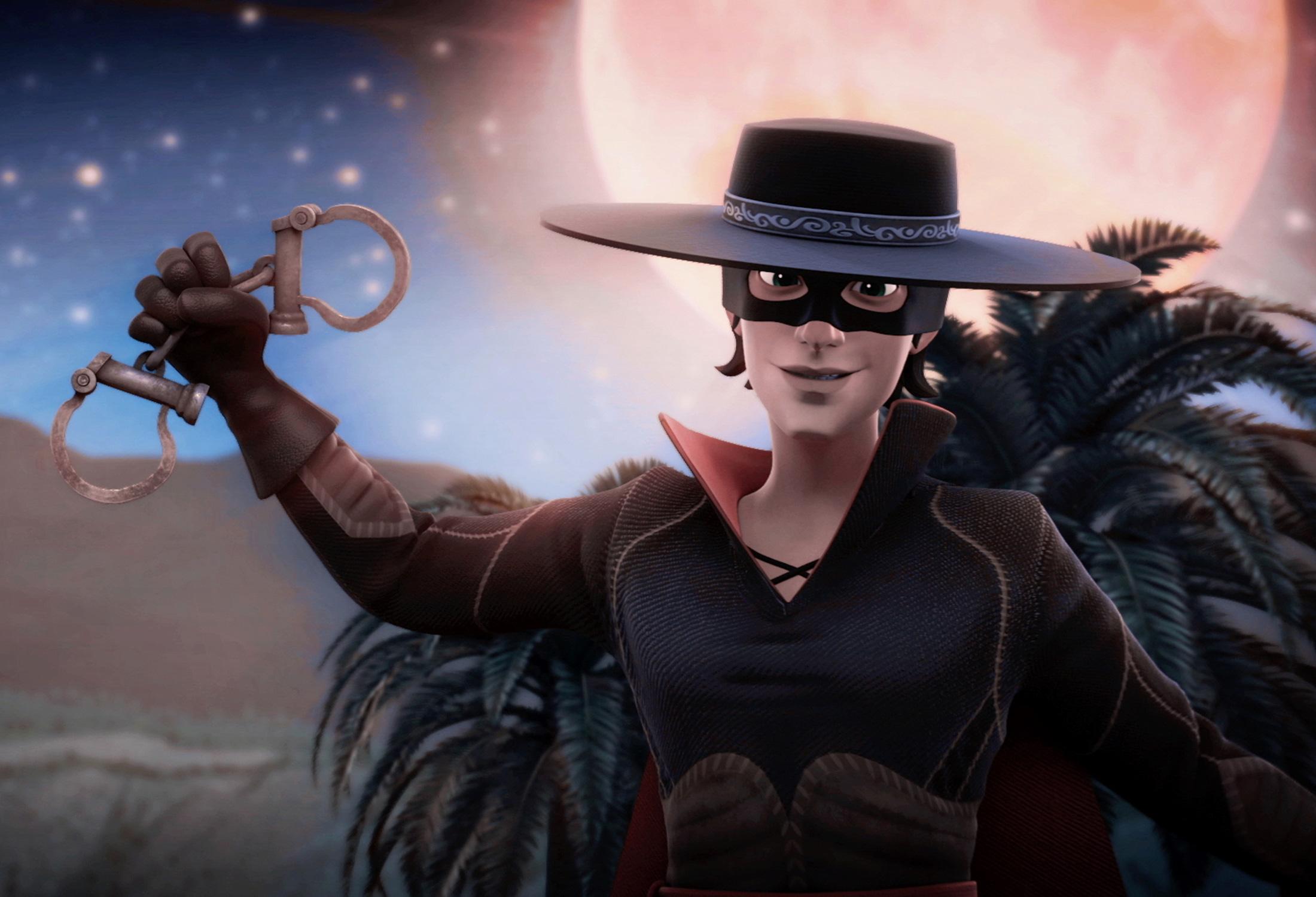 As Crónicas do Zorro