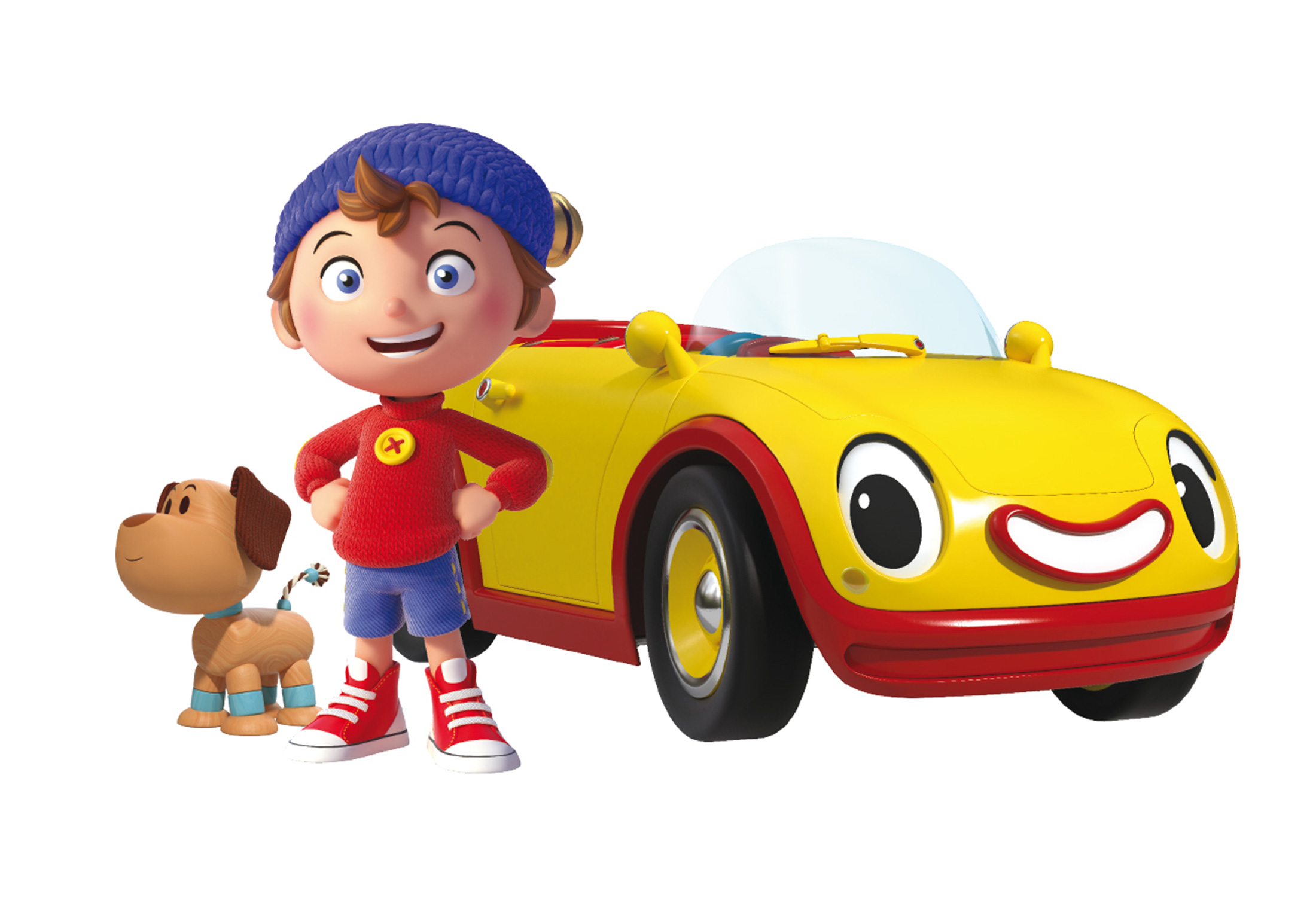 Noddy, o Detetive do
