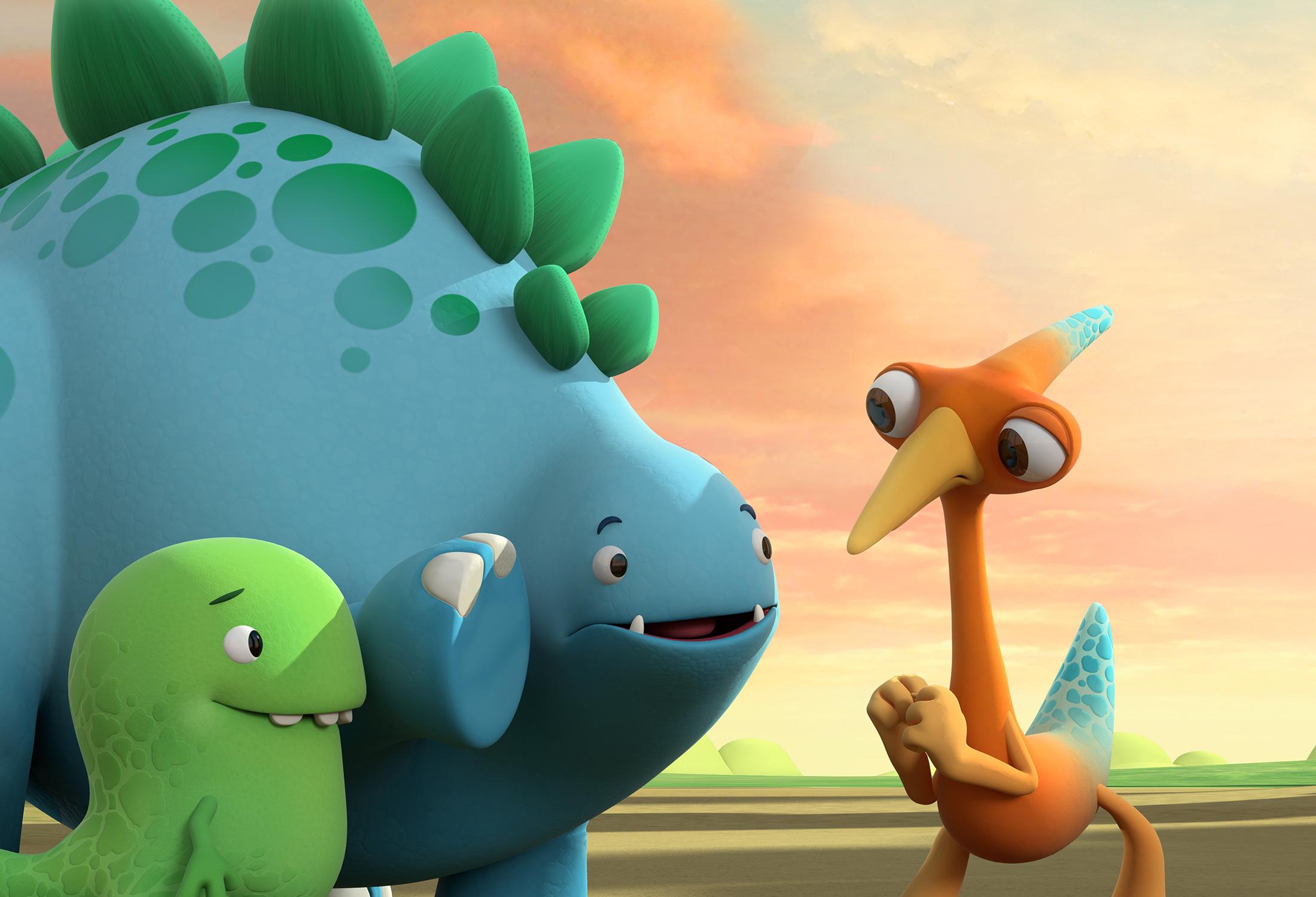 Dinopatas