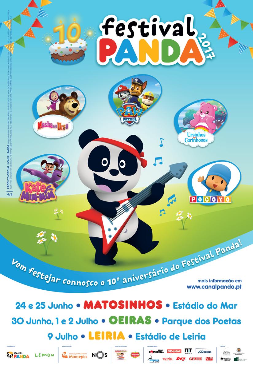 Resultado de imagem para festival panda