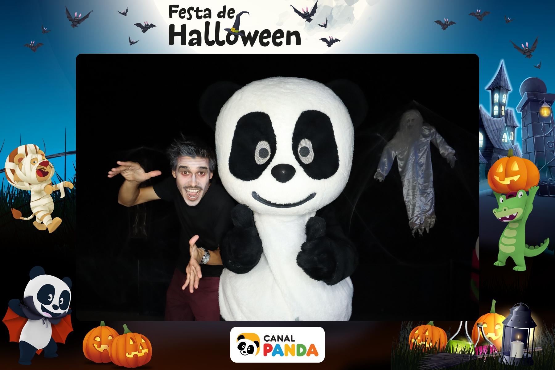 12º Edição do Halloween do Panda