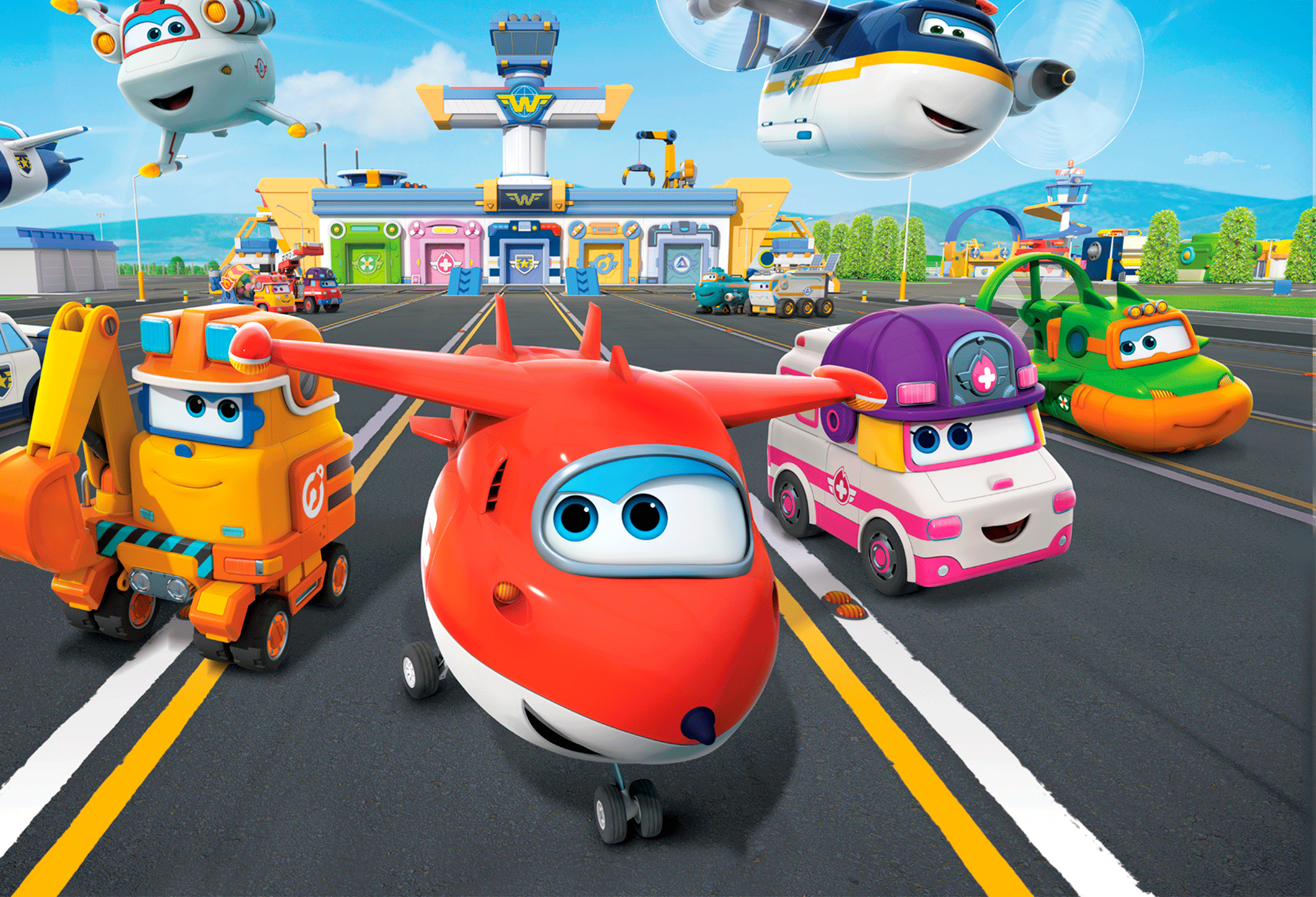 Super Wings - Nova Temporada