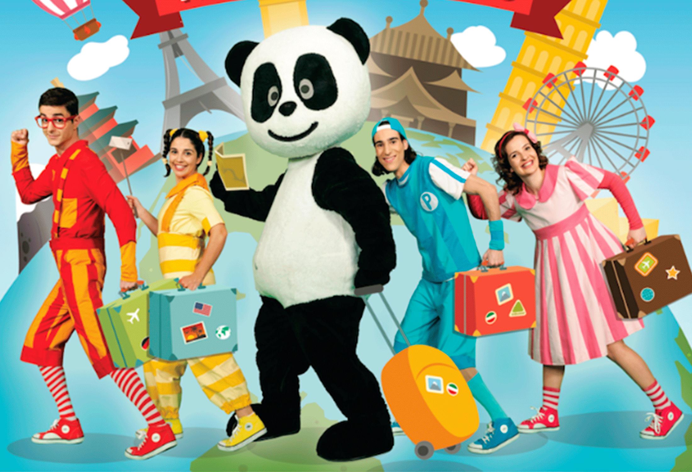 Musical Panda