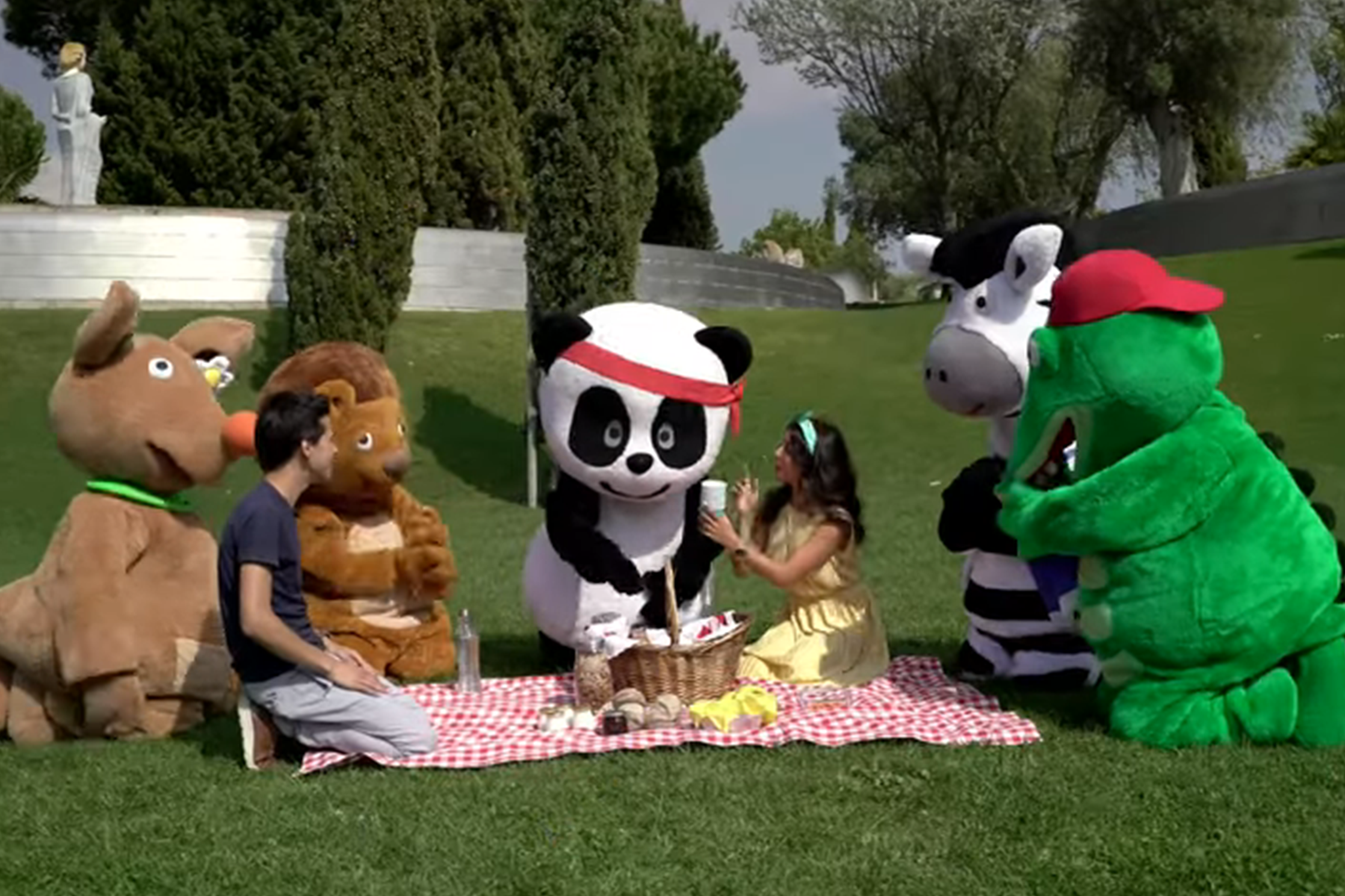 Festival Panda 2019 - Um Piquenique
