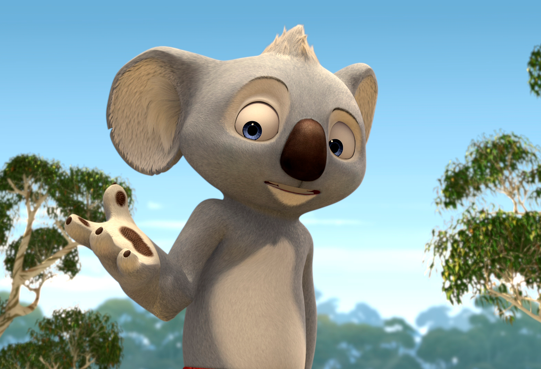 As Aventuras de Blinky Bill
