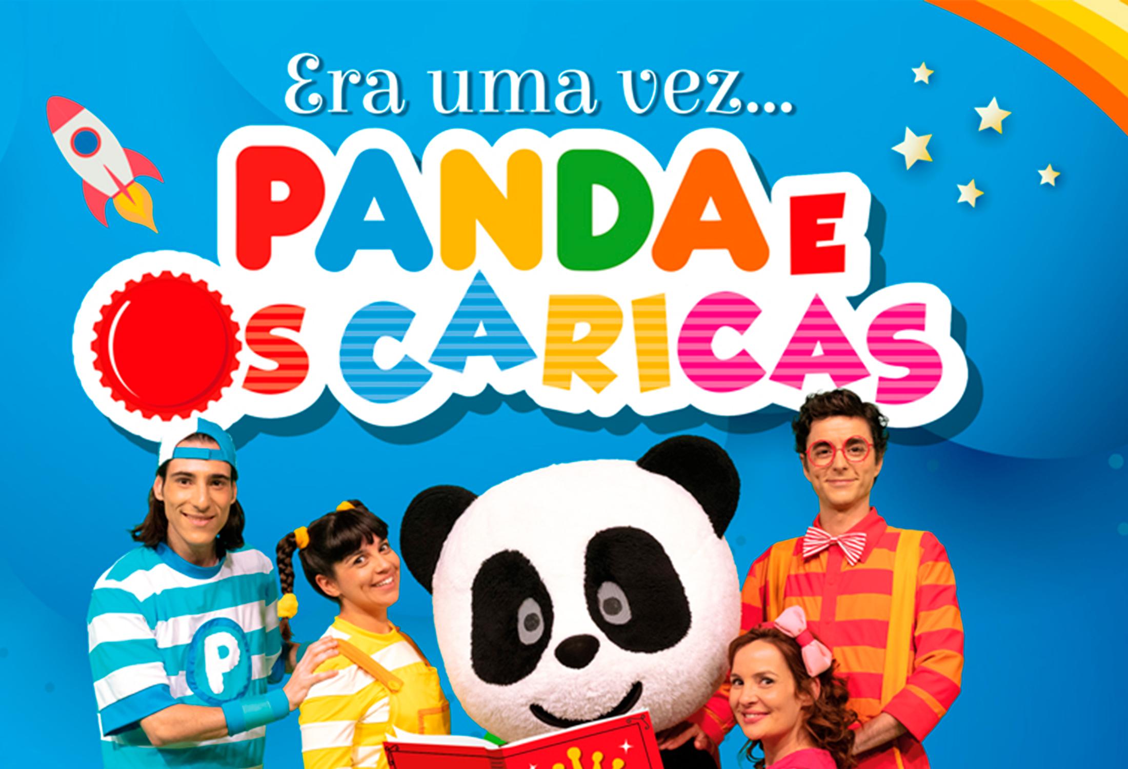 MUSICAL PANDA E OS CARICAS 2019