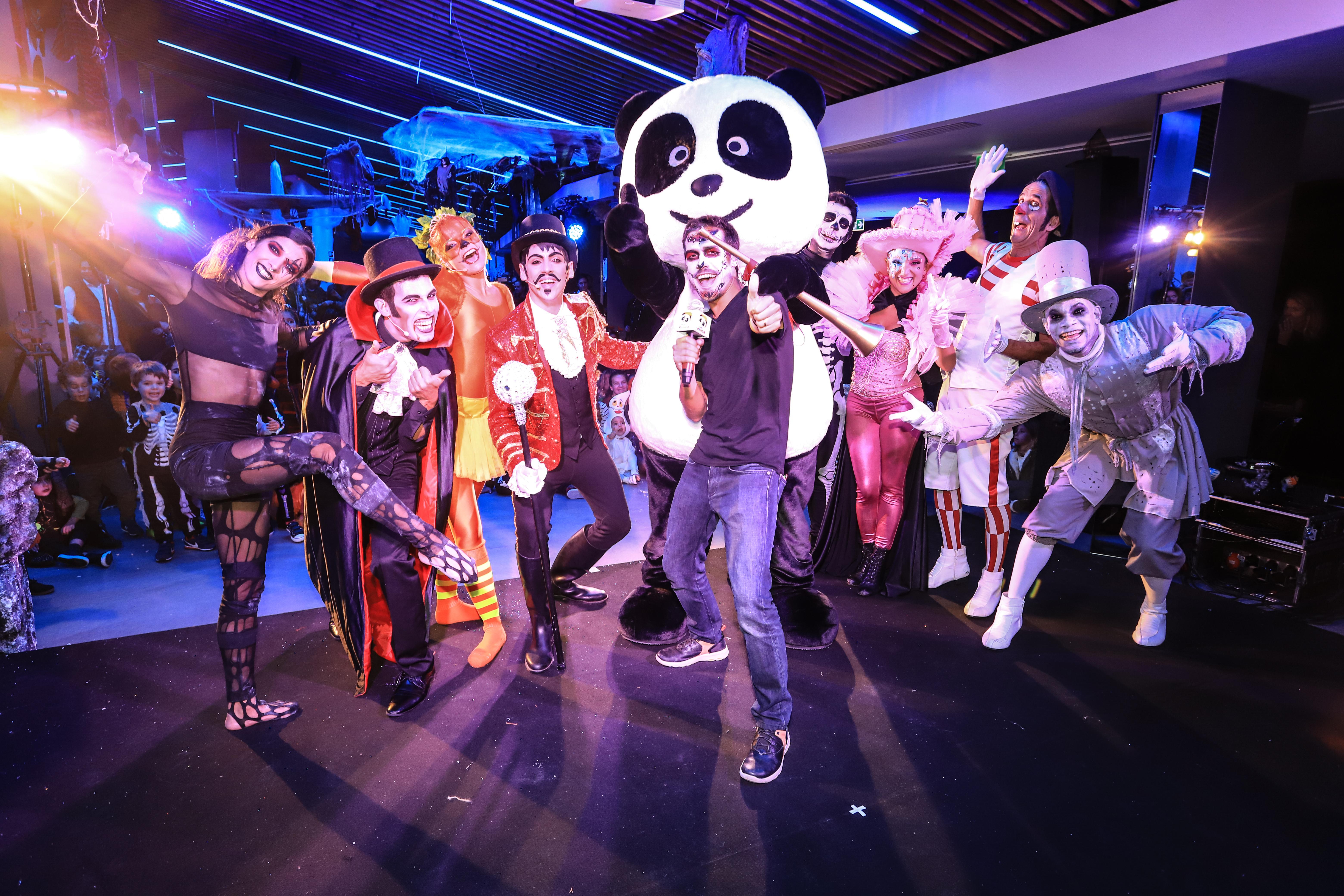 13º Edição do Halloween do Panda