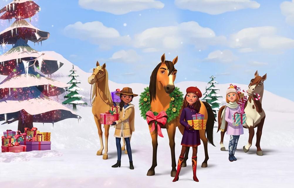 Spirit: Espírito Livre – jogo de Natal