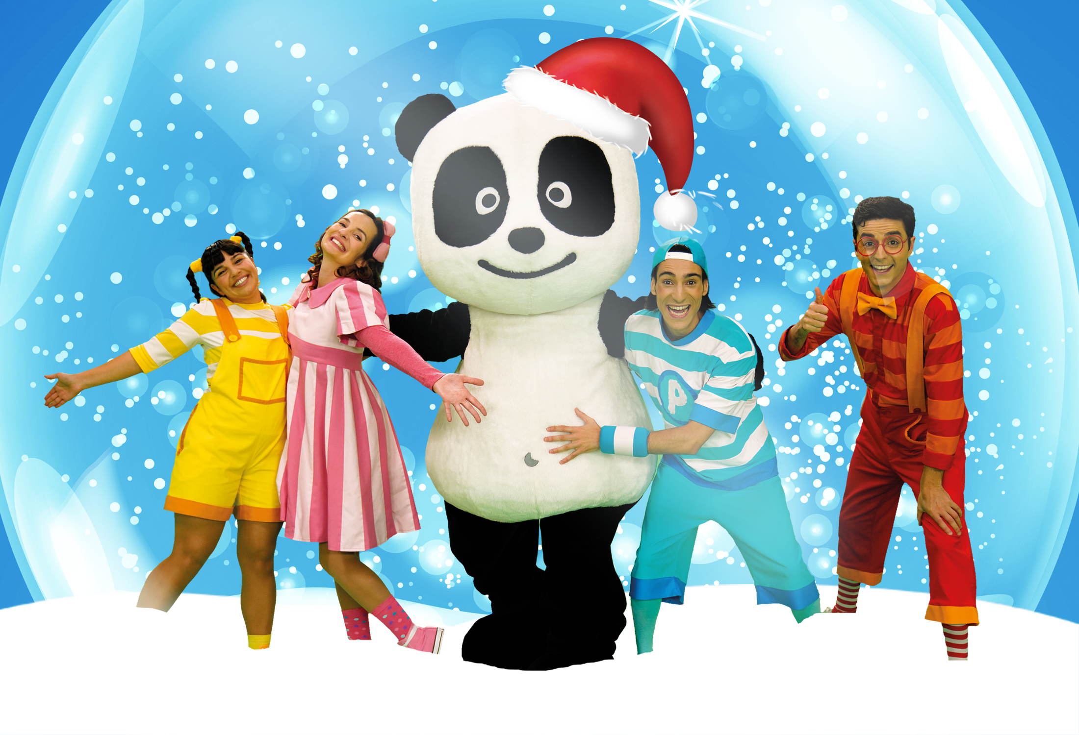Panda e os Caricas - A Bola de Natal